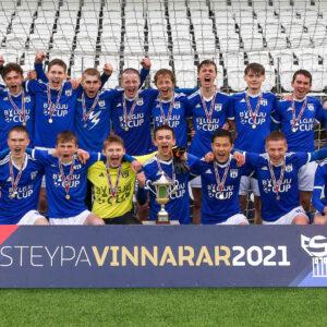 Steypafinalan U17 - Víkingur - KÍ-8913-2