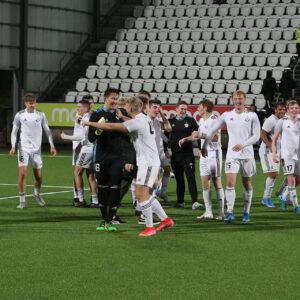 Steypafinalan U21 - B36 - NSÍ-9995